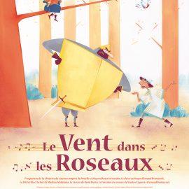Animation «Le Vent dans les Roseaux»