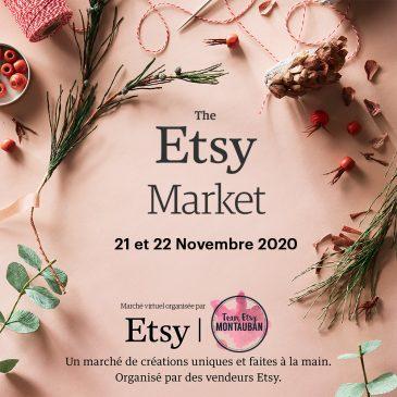 The Etsy Market : Montauban | Marché de créateurs virtuel